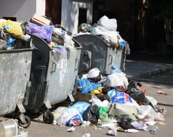 На порозі сміттєвого колапсу