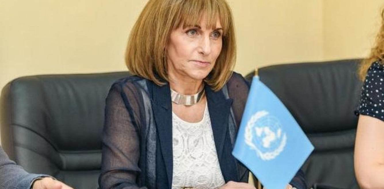 Приветственное слово Постоянной представительницы ПРООН в Украине Дафины Герчевой во время Экологического форума ООН, 15 июня 2021