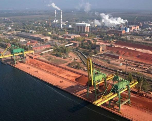 На одну тонну продукции НГЗ приходится 1,5 тонны вредных отходов - эксперт