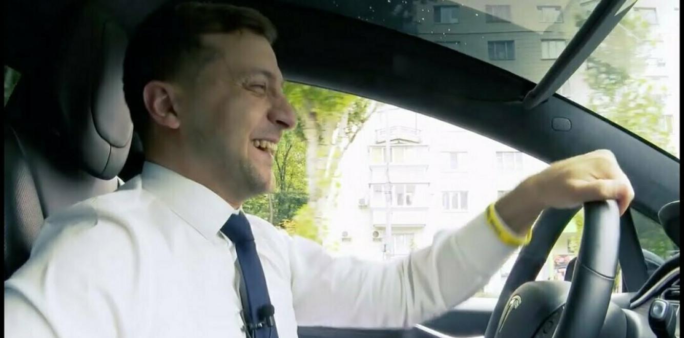 Глава государства подписал законы по стимулированию развития отрасли экологического транспорта в Украине