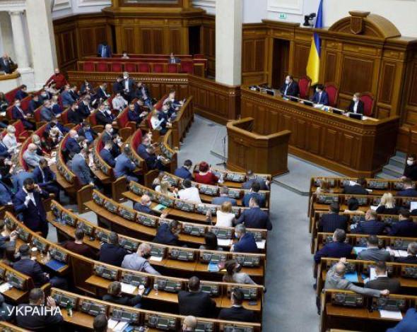 Проблемы украинского законодательства про ОВД