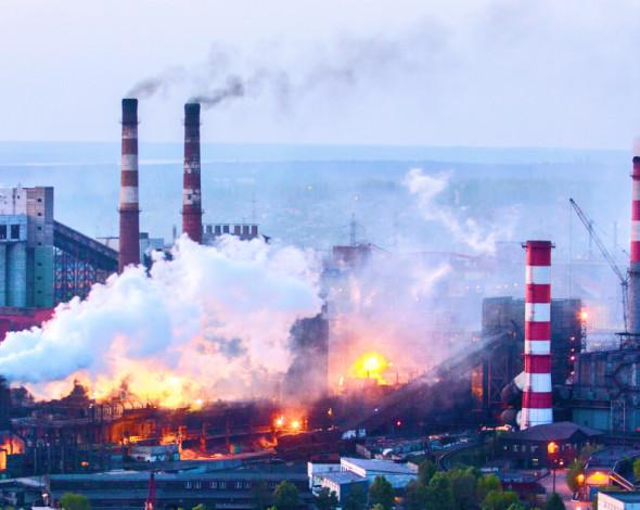 Дым отечества: Украина готова к запуску мониторинга выбросов СО2
