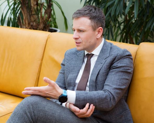 Марченко анонсував збільшення екологічного податку