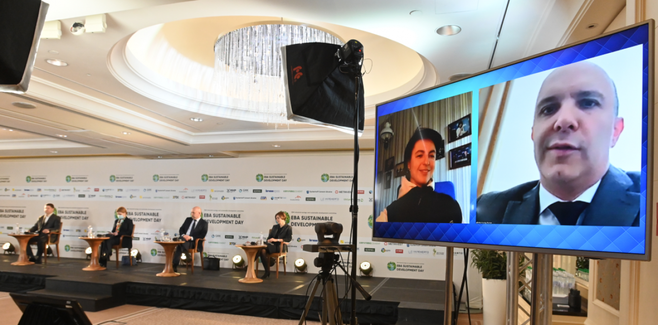 Зеленая трансформация должна стать неотъемлемой составляющей развития экономики Украины