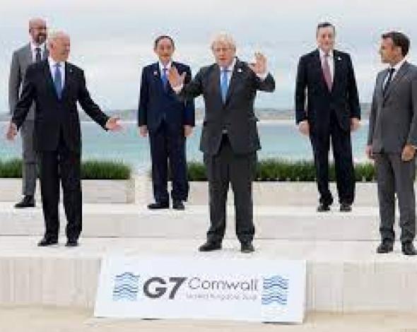"G7: экология, пандемия и альтернатива ""Шёлковому пути"""