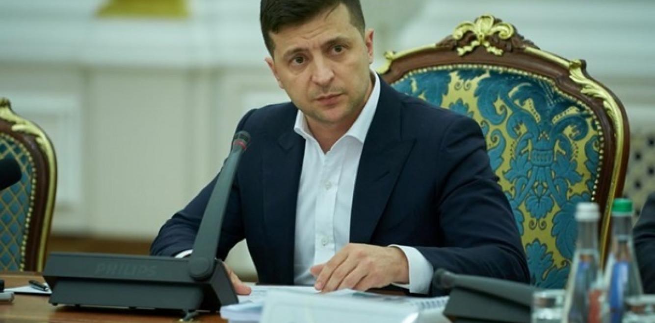Зеленский об экологии: У нас нет запасной Украины