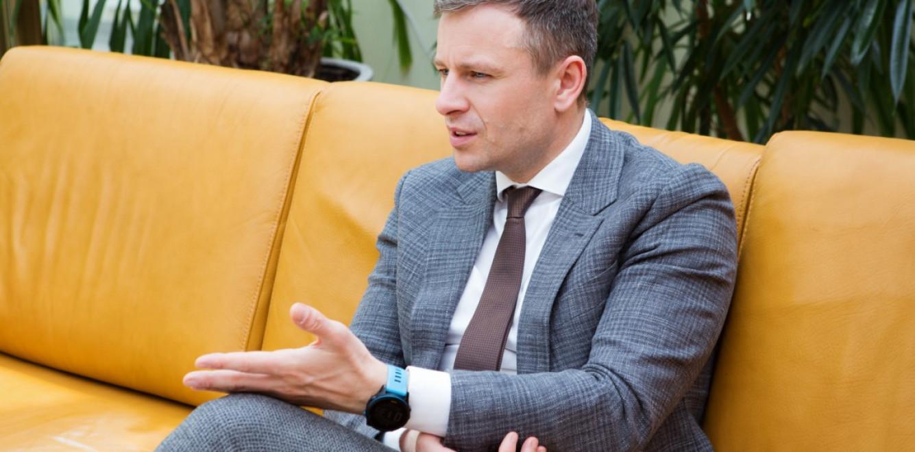 Марченко анонсировал увеличение экологического налога