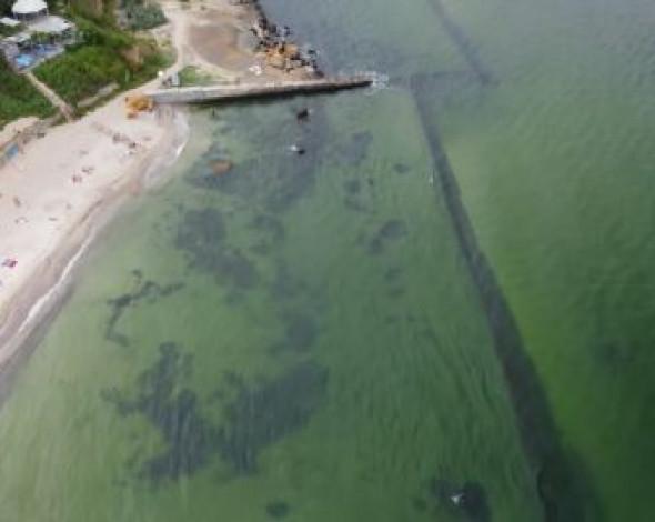 У Держекоінспекції розповіли, як оперативно реагуватимуть на забруднення моря