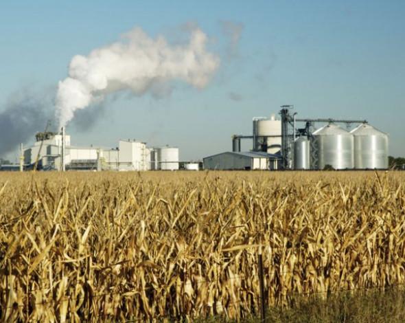 Минэнерго Украины предлагает освободить от уплаты экологического налога биотопливо