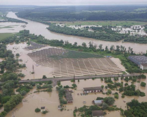 Delfi і пожежі. Названий топ-5 найбільших екологічних катастроф року в Україні